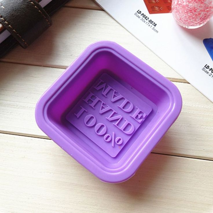 3D Printing Handmade Silicone Square Baking Mold Cake Bread Mould Chocolate Tray Cookies Bakeware Dessert Baking Carving Tools #Affiliate #CandleMakingWithoutPain!