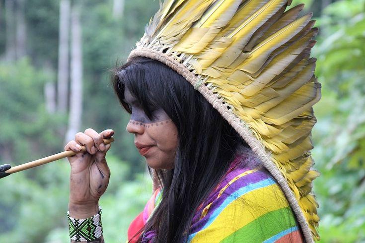 Hushahu: primeira Pajé mulher
