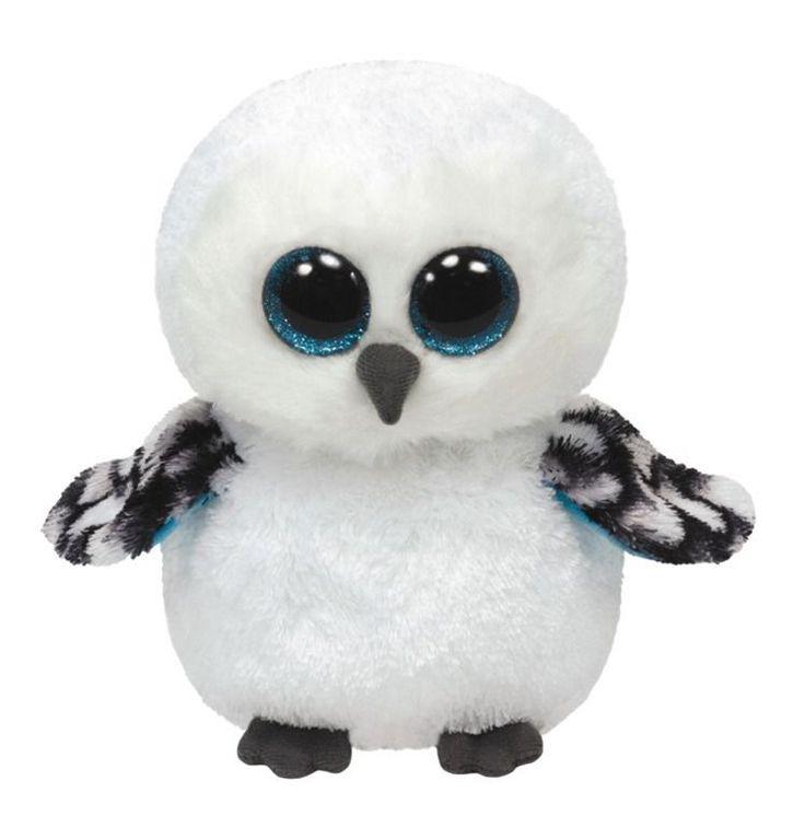 TY Beanie Boos Glubschi Eule SPELLS mit großen Augen, Kuscheltier,Schmusetier in Spielzeug, Stofftiere, Bean Bags | eBay