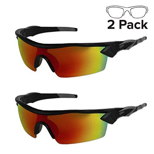 b98b227f6d Battle Vision HD Polarized Sunglasses by Atomic Beam UV Block Sunglasses  Protect Eyes   Gives Your Vision Clarity (2 Pairs)