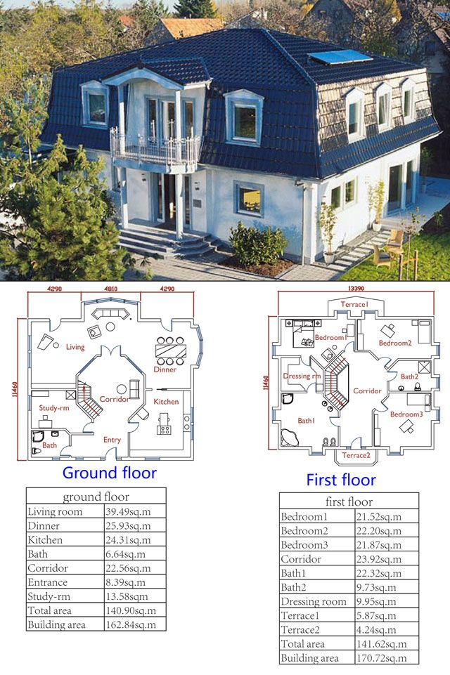 Ultimate Exterior House Designs with House Plans