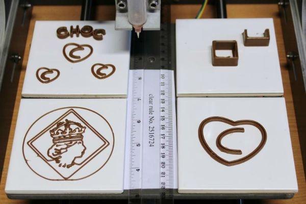 3D Chocolate printer hits the market. via @techland #chocolate #3dprinter