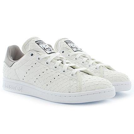 adidas - Baskets Femme Stan Smith Decon Blanc - LaBoutiqueOfficielle.com