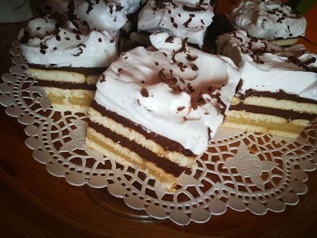 Finom vajas kekszes sütemény, ma készítettem először, de nem utoljára! - Egyszerű Gyors Receptek
