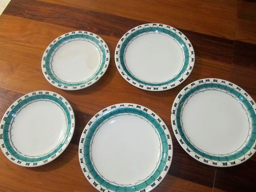 5 Pieces RARE Rorstrand Picknick Pattern by Marianne Westman 5 Onion Plates | eBay