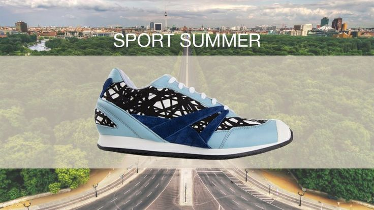 Sport shoes became absolute fashion trend, being presented in many SS collections