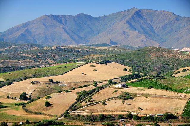 Beautiful Scenery, Manilva - Spain