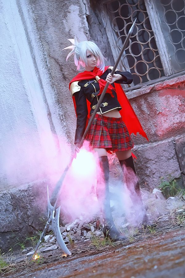 Final Fantasy Type-0 #Cosplay