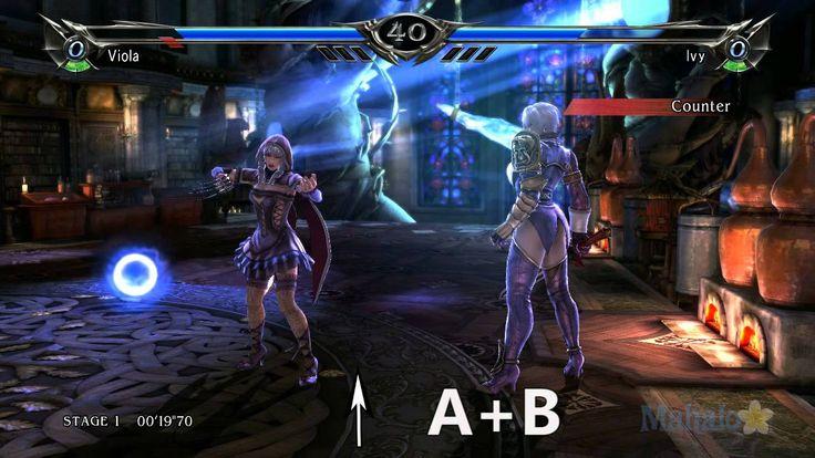 SoulCalibur V Guide: Viola