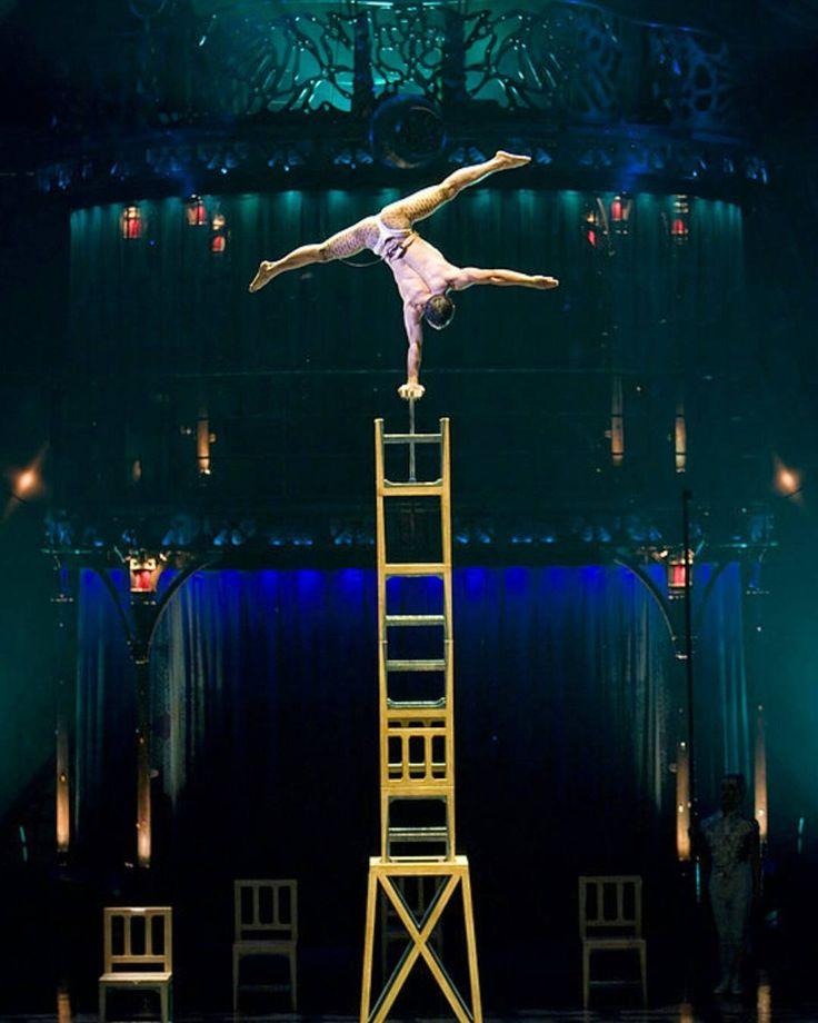 ust saw this incredible talent. @cirquedusolei #cirquedusoleil #kooza