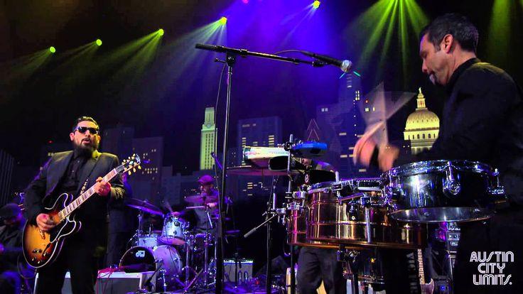 """Austin City Limits Celebrates 40 Years """"Mulato"""" - Grupo Fantasma"""