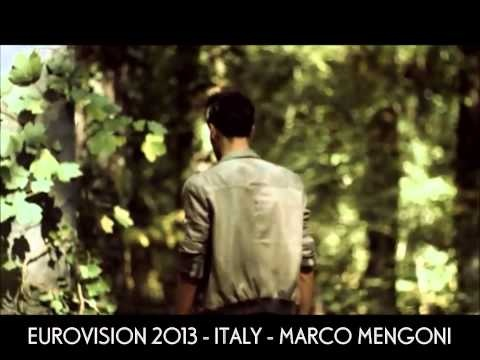 Eurovision Song Contest 2013 - Italy - Marco Mengoni? #MarcoMengoniASanremo #Bellissimo #LEssenziale