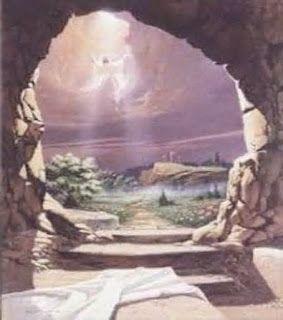 THE SERVANT OF GOD / EL SIERVO DE DIOS: ¡NO ESTA AQUI, HA RESUCITADO!