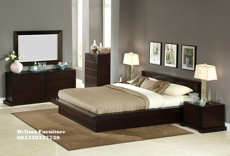 Kamar Tidur Minimalis Set Kayu Jati - Jual Set Tempat Tidur Lengkap berbahan kayu jati berkualitas dan harga murah serta banyak kolesi model lainnya