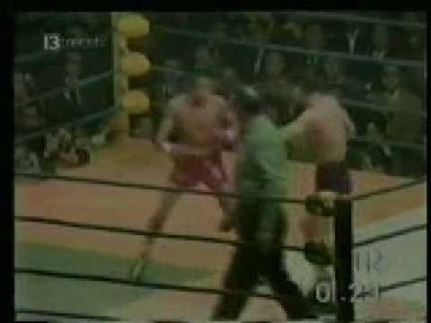 Miguel Canto VS Shoji Oguma 1978