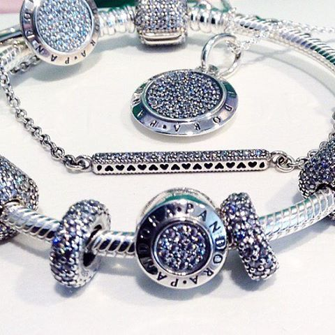 What's your #MondayMotivation? New #PANDORA is ours. Add to your collection…