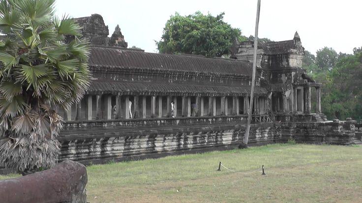 ANGKOR WAT, CAMBODIA, 25-4-2017