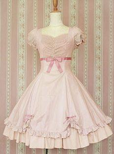 Chopiana Dress by Victorian Maiden