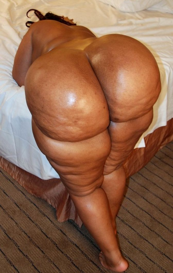 Big Fat Black Butt 39
