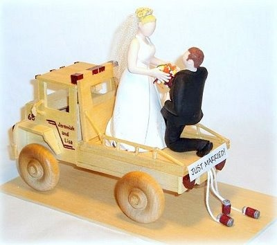 vintage tow truck cake topper   You In Clay: The Tow Truck