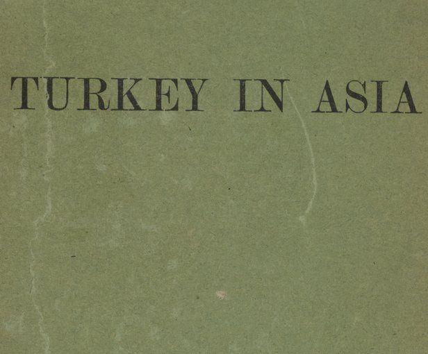 In preparation for the peace conference that was expected to follow World War I, in the spring of 1917 the British Foreign Office established a special section responsible for preparing background information for use by British delegates to the conference. Turkey in Asia is Number 58 in the series of more than 160 studies produced by the section, most of which were published after the conclusion of the 1919 Paris Peace Conference. The book offers a brief survey of the history of the Ottoman…