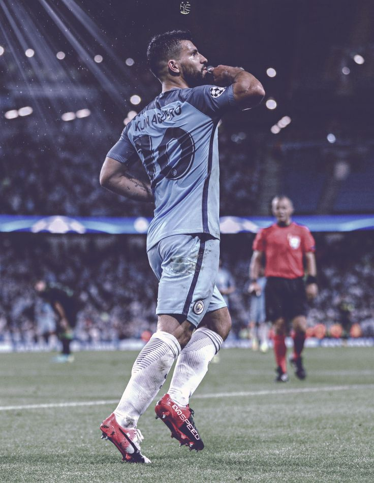 Sergio Aguero (2016/17) HQ edit