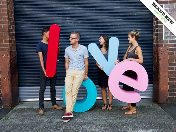 Good design makes me happy: Project Love: Benevolent Society