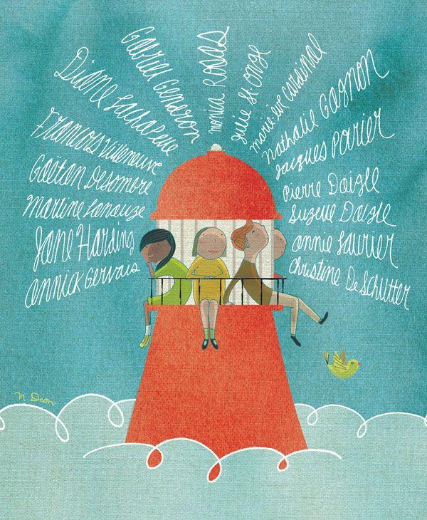 Le Phare Enfants Famille, 15e anniversaire http://nathaliedion.ca/