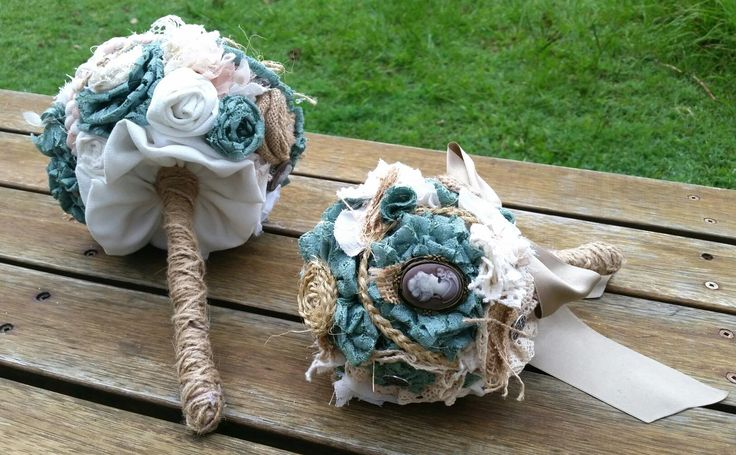 Nature inspired bouquet bundle. Perfect for all occasions and everlasting! From Bouquets and Beyond. Loving the twine wrapped handles!