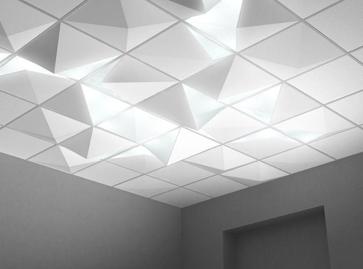 1000 id es sur le th me faux plafond suspendu sur for Faux plafond en plastique