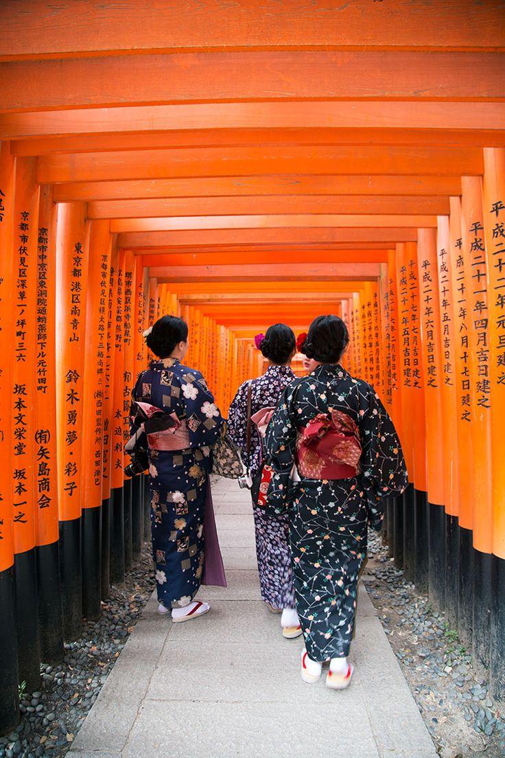 Fushimi Inari Taisha, Japan | #travel #japan #shrine