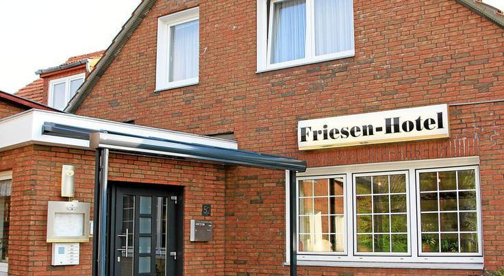 Friesen-Hotel Wilhelmshaven This 3-star hotel in the Ebkeriege district of Wilhelmshaven offers free Wi-Fi, Greek dishes, and free private parking. Wilhelmshaven city centre is a 5-minute drive away.