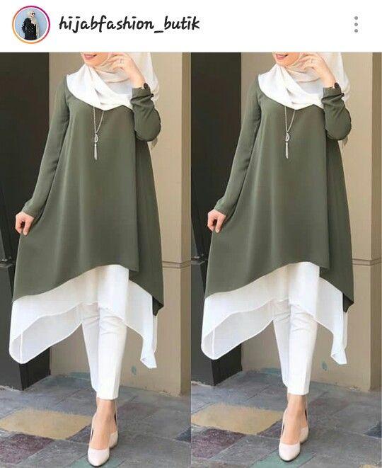 ★★★ #tesettür #hijab #dress #giyim #elbise