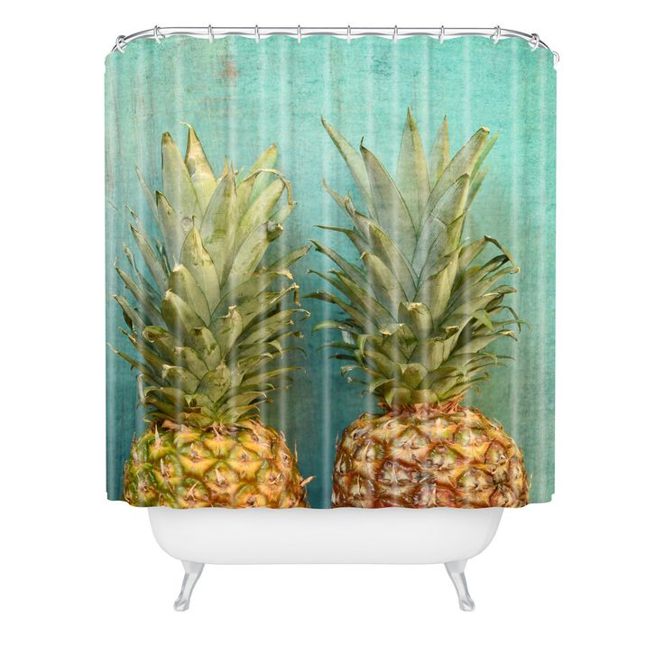 Olivia St Claire Tropical Shower Curtain | DENY Designs Home Accessories