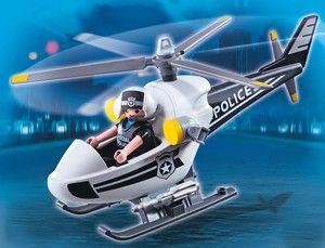 Playmobil 5916 Helicoptère de police (mai 2016)