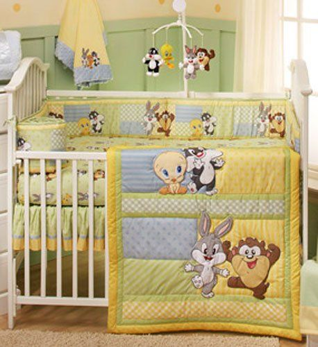10 best images about baby looney tunes on pinterest crib for Baby looney tune decoration