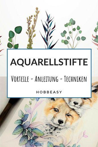 In diesem Ratgeber erfährst du alles, was du über Aquarellstifte wissen musst: Wie sie funktionieren und wo ihre Stärken und Schwächen liegen, wel…