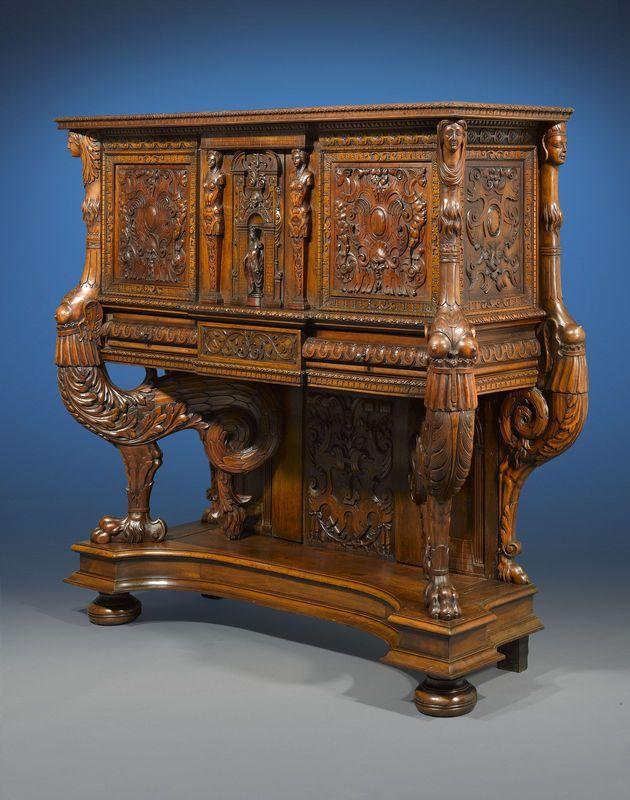 Картинки по запросу мебель эпохи возрождения
