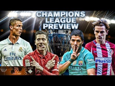 2017 DFS UCL Fantasy Soccer: Champions League DraftKings Picks & EPL Matchweek 33 Review