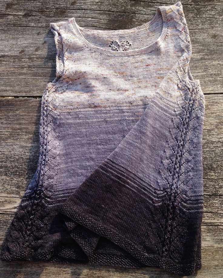The Confetti Fade Top by HELLE SLENTE DESIGN | knitting pattern release: early May 2018 | photo credit Marta Kristin Kongestøl