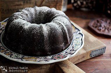 Midnight Mocha Rum Cake   Sweets   Pinterest