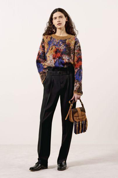 Vanessa Bruno Autumn/Winter 2017 Ready to Wear Collection   British Vogue