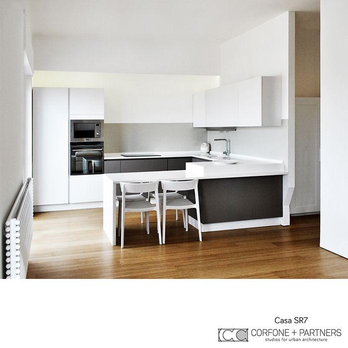 C+P - Interior design Kitchen - SR7 HOUSE