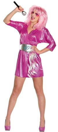 Best 25 rock star costumes ideas on pinterest kids rockstar deluxe jem adult costume jem and the holograms costumes solutioingenieria Image collections