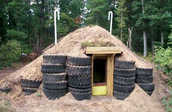20 Ways To Reuse Old Tires From The Practical To The... Pretty ...                                                                                                                                                                                 More
