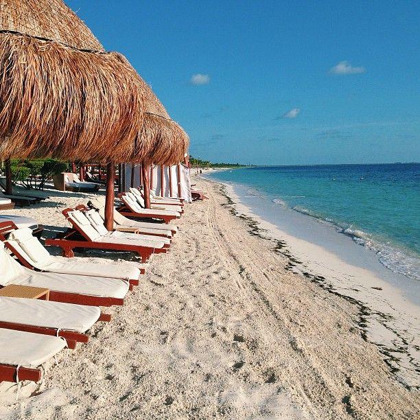 Beach Days at The Beloved Hotel Playa Mujeres.