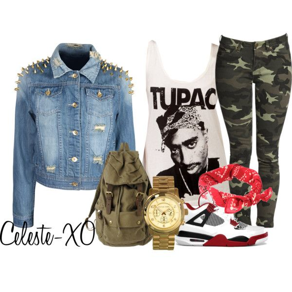 """Wilddd for the night"" by celeste-xo on Polyvore"