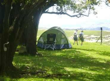 Clarens Accommodation Bokpoort camping