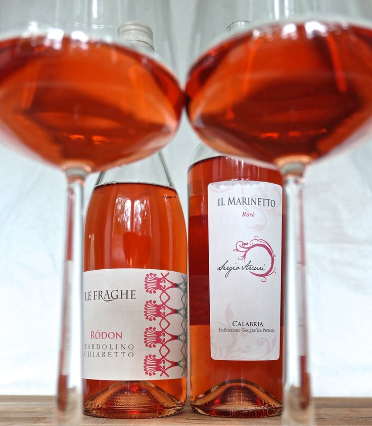 Rosé wines, by vaimomatskuu.com