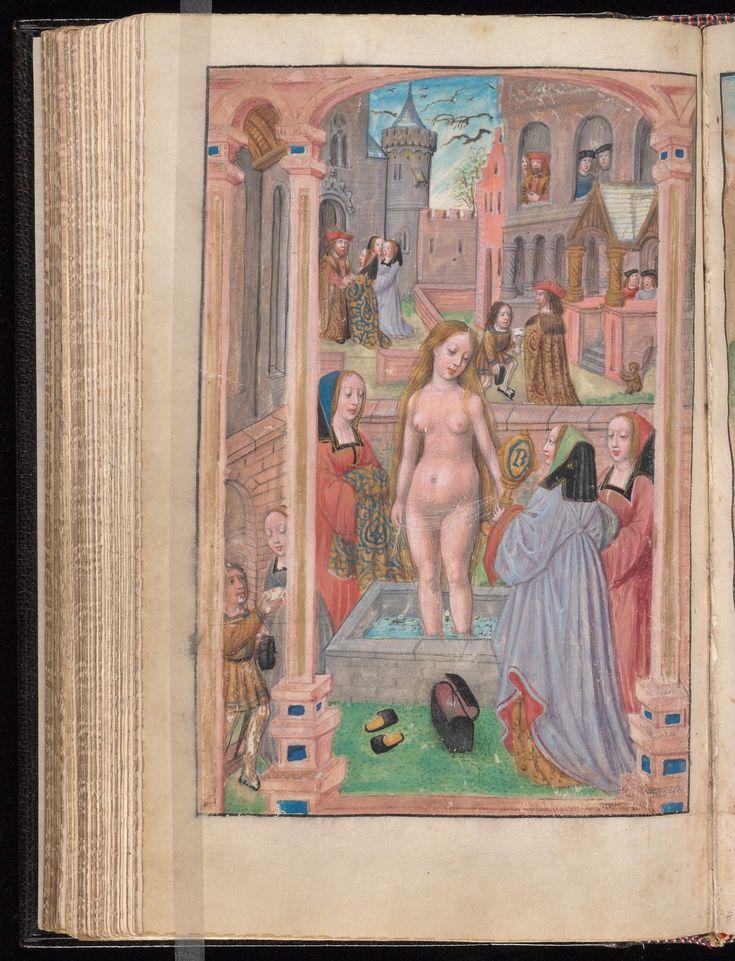 Book of Hours, use of Tournai